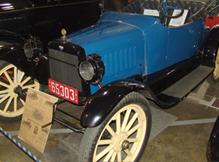 1914 Saxon