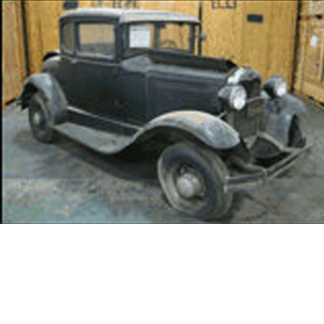 1929 Ford Type A