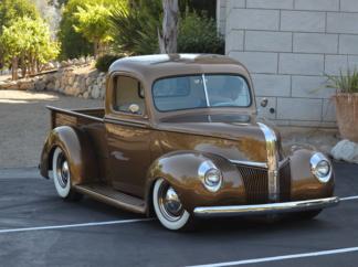 1941 Chevy Pick-up Truck, Bronze