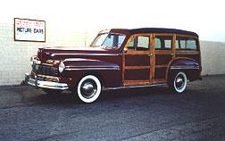 1946 Mercury Woody Wagon 4-door