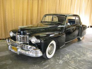 1947 Lincoln Continental Coupe 2-door