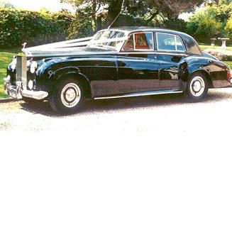 1955 - 1965 Rolls-Royce Silver Cloud Sedan