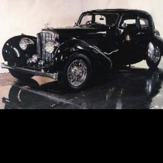 1938 Bentley Sedan