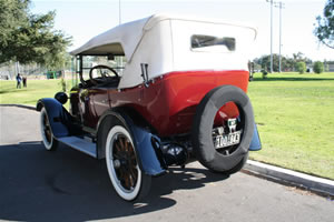 1923 Buick Touring