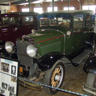 1926 Hupmobile