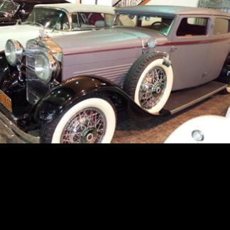 1929 Marmon 2-door