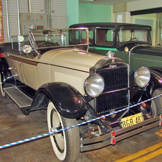 1929 Packard-Convertible