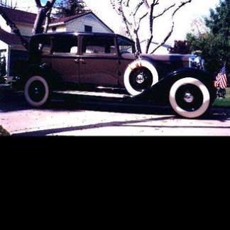 1931 Lincoln Towncar