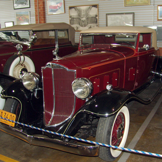 1932 Packard 2dr Coupe