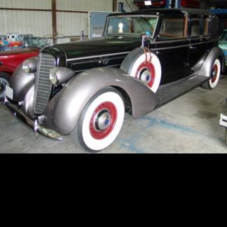 1936 Lincoln Towncar
