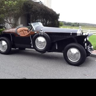 1937-Rolls-Royce Boattail