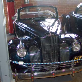 1941 Packard, Convertible