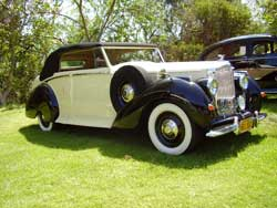 1946 - 1955 Series Bentley Sedan