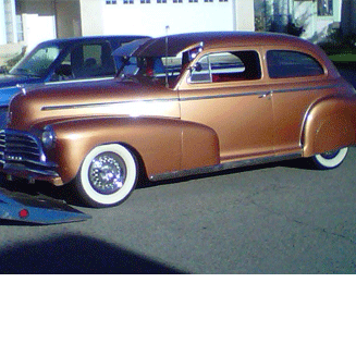 1946 Chevy Style Master