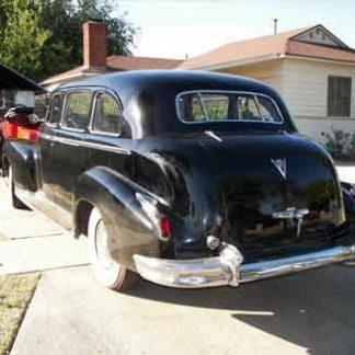 1948 Cadillac Limousine - Black