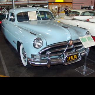1951 Hudson 4-door