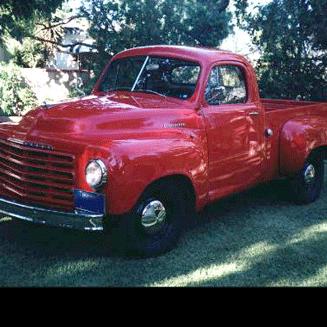 1951 Studebaker Pick-up