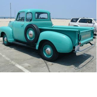 1953 Chevrolet 3100 Pick-up Truck