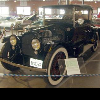 1916 Packard Convertible