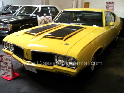 1970 Rallye 350 Oldsmobile - Yellow