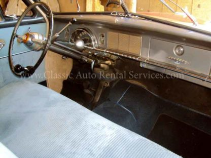 1950 Studebaker Champion: Red