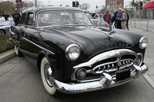 1951 Packard 4-door Sedan, Black