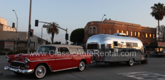 1955 Airstream Flying Cloud Trailer