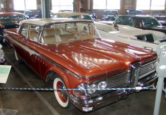 1959 Edsel 4 Door