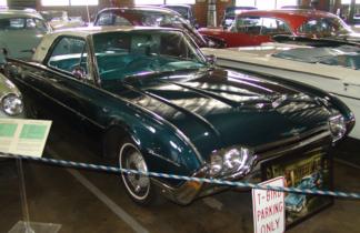 1961-Thunderbird-Blue