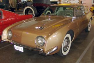 1963 Avanti