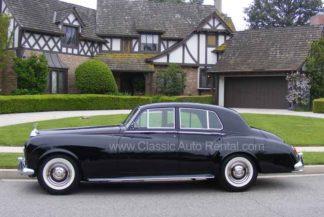 1964-Rolls-Royce-Silver-Cloud-III Black
