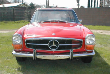 1970 Mercedes Benz 21970 Mercedes Benz 280SL, Convertible, Red80SL, Convertible, Red