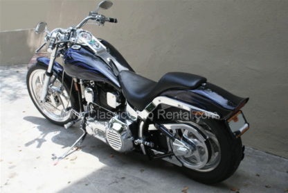 Customized 1997 Harley Davidson