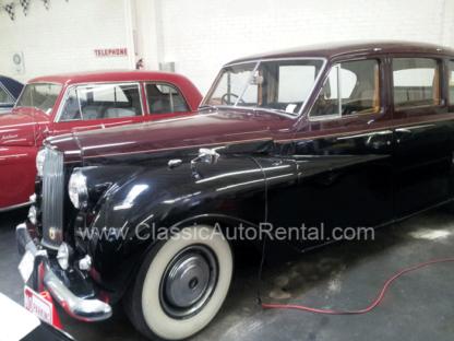1956 Vaden Plas Princess Limousine