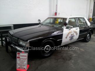 1987 Chevrolet Highway Patrol