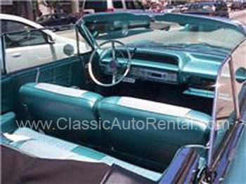 1964 Chevy Impala Convertible