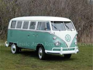 1967 VW Bus: Multiple Styles and Colors