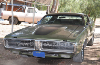 1971 Dodge Charger - Green