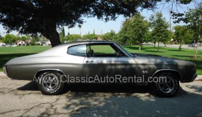 1966 Lincoln Continental Sedan Black