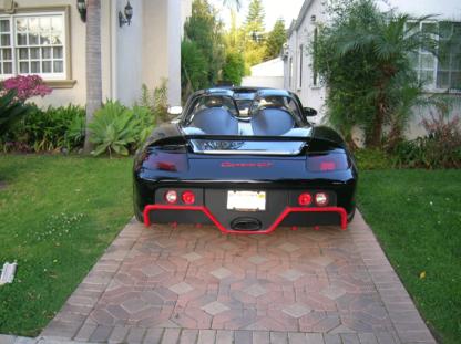 2005 Porche Carrera GT
