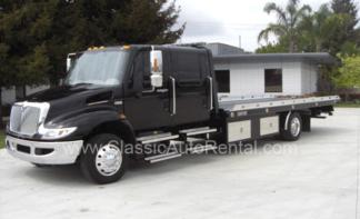 2011 International Flatbed Transporter