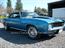 1969 Camaro blue