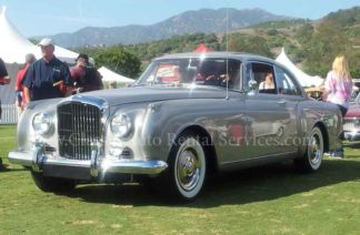 1961 Bentley Flying Spur - Silver