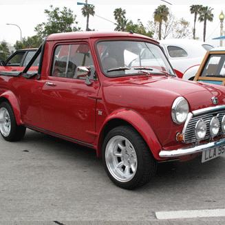 1972 Austin Mini Pick-up