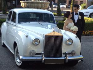 1959 Rolls-Royce, White