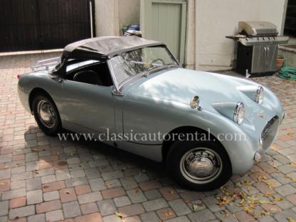 1960 Austin Healy Mark I Bugeye Sprite