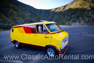 1973 Dodge B100 Tradesman Street Van