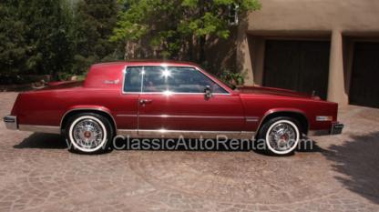 1983 Cadillac Eldorado - 2-door coupe