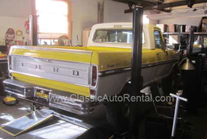 1972 Ford F10 Pick up Truck