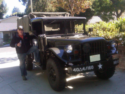 1963 Dodge 3/4 ton Army Truck
